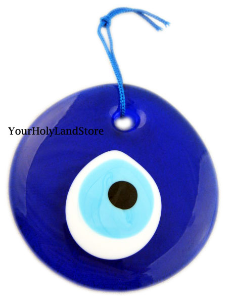 Glass Evil Eye
